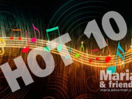 Hot-10 music. Maria and friends. Maria Miro