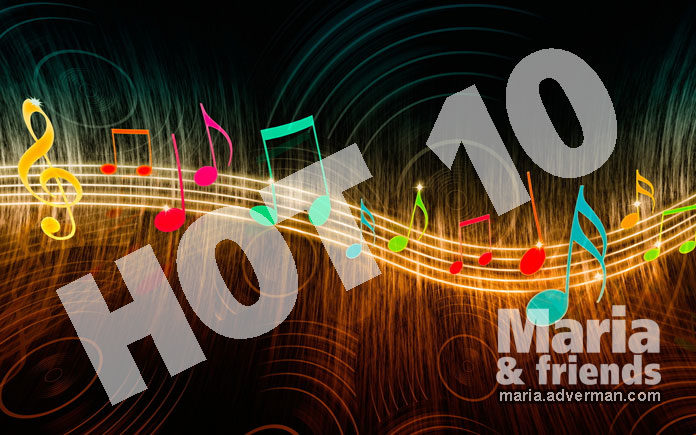 Hot-10 music. Maria and friends. Maria Miro