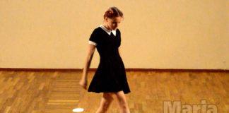 Maria Miro dance. Maria and friends