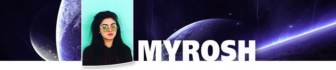 Maria Myrosh official site