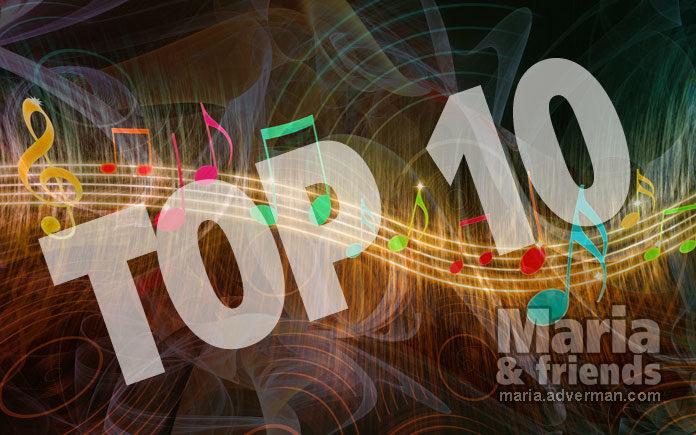 Top-10 music. Maria and friends. Maria Miro