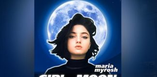 Maria Myrosh - Girl from the Moon