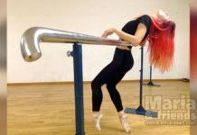 Maria dancing ballet. Maria Miroshnychenko. Мария Мирошниченко. Марія Мірошниченко. Maria Miro